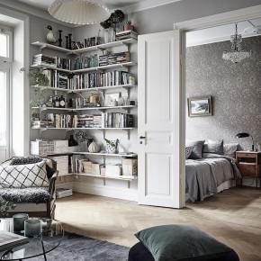 Апартаментът на шведска блогърка