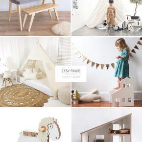 ETSY FINDS: Детската стая