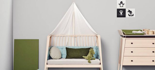 Нова колекция детски мебели от Leander