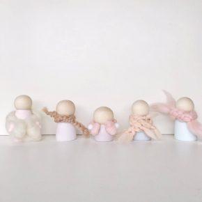 Симпатични дървени детски играчки от Kawaii Pie
